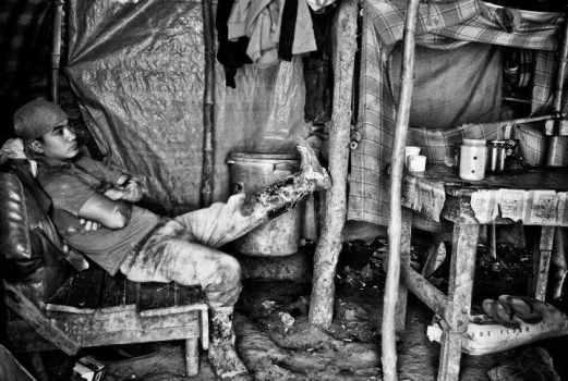 Itogon Miners: Rest by rakabs