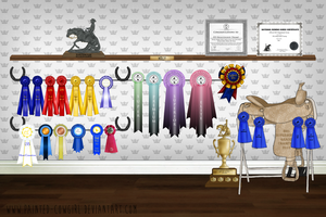 Holly - Award Room by painted-cowgirl