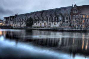 Winterfell HDR by AyseSelen