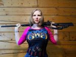 Girl with Guns by obiter-dictum