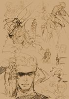 ex sth about MGS by narrator366