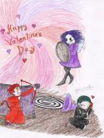 The Nightmare before Valentine by Hydra-Lantern