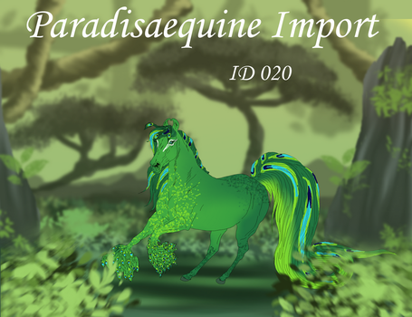 Paradisa Import 020 by LiaLithiumTM