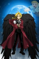fma the angel by stralight2011