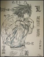 Justice +Death note+ by Nity