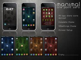manimal iPhone theme by version3