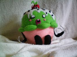 zombie cupcake 2 by sessyf1uffyism1n3l0l