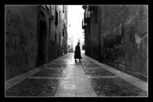 Calle Real by wakkos