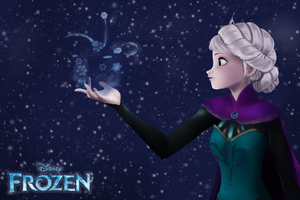 Frozen: Let It Go by TasukiAkana