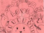 Love Doodle by Czy-143