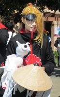 Deidara Cosplay Pic 1 by POOTERSS