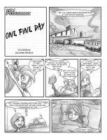 Kim Possible minicomic 01 by Comiz-INC