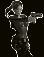 Lara Croft by ReD8ull