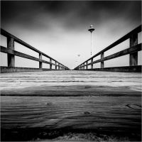 Bridge to nowhere by Torsten-Hufsky