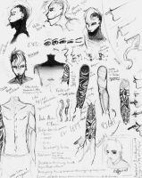 Aaden Reference Sheet by ImmortalWar
