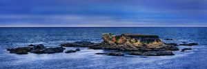 Fort Bragg Island by M-Lewis