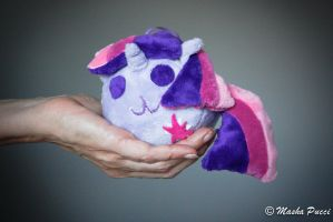 Twilight Special - My Little PonyBall Plush by Masha05