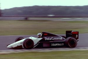 Jonathan Palmer (Great Britain Tyres Test 1987) by F1-history