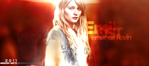 Emilie Lost Signature by AsiiMDesGraphiC