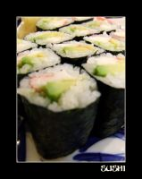 Sushi. by PhilipCapet