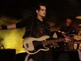 Mikey Way 2 by STRUDELL
