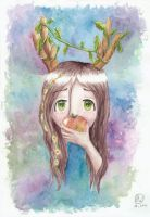 .:Nature Girl:. by Wulvie-leigh