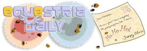 Equestria Daily Xmas Banner by Ste-C