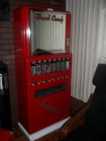 1950's Candy Machine After by pwt123