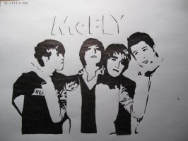 . McFly . by Maria-92