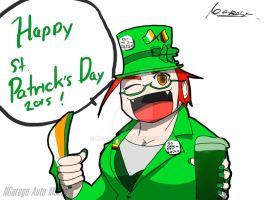Patrick Day 2015 by ngarage