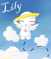 Lily Flying High by Pandas-R-Us