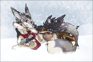 Winter Hearts by nil