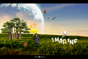 IMAGINE by Ti-n