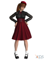 DOA5 Phase 4 Costume 41 High Society by rolance