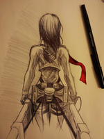 Mikasa by G21MM