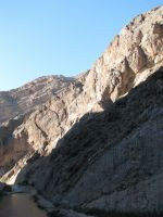 00195 - Shadowed Desert Canyon by emstock