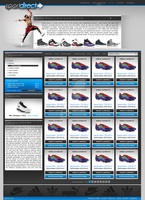 SportDirect.lt by iZyle