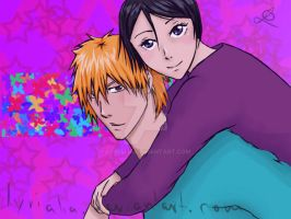 IchiRuki by Lyrialia