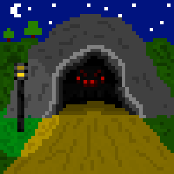 Cave by Osorkonius