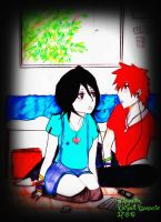 IchiRuki-MuZiC by xChappi5x