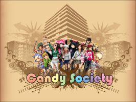 Candy Society Wallpaper 5 by PrinceNuisance