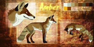 Amber ref by Silvadruid