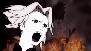 {Break The Spell} AMV ScreenShot: SakuraxSasuke by Darkkitty669