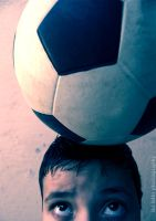 soccer in my mind by alexrobles