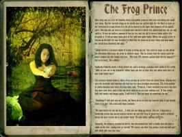 The Frog Prince by FionaX