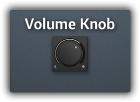 Volume Knob 1.0 by LIBERTYICON