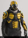 Destiny - Argus Front 34 Comp Yellow by MikeJensen