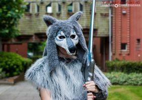 ALCON The Great Grey Wolf Sif 1 by TPJerematic