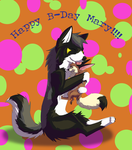 Happy B-Day Mary by spagetti-sauce