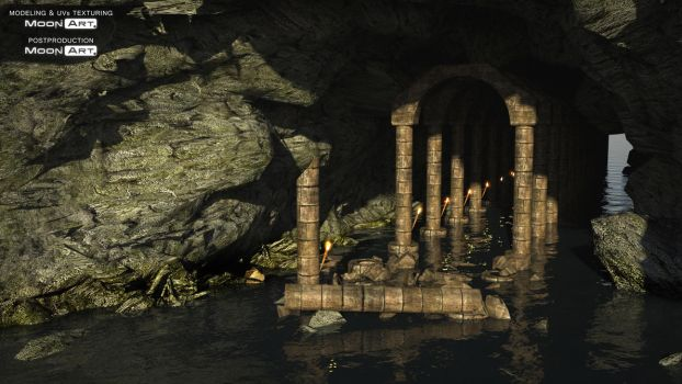 Cave by eryk955